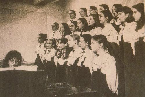 детский хор Кантилена