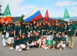 2008 - Австрия. Грац. V Всемирные хоровые игры