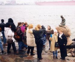1996 - Дания. Копенгаген. Благотворительные концерты