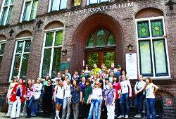 2011 - Голландия. В стране тюльпанов, каналов и музыки