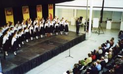 2002 - Нидерланды. II-й Международный фестиваль хоровой музыки