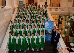 IV детско-юношеский хоровой Чемпионат Мира