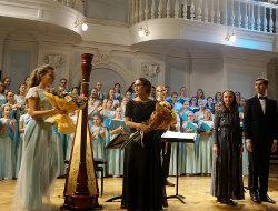 Концерт Венок учителю. Рахманиновский зал МГК