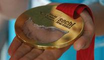 Сочи. Золотая медаль Кантилены