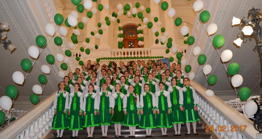 Кантилена на IV детско-юношеском хоровом Чемпионате Мира