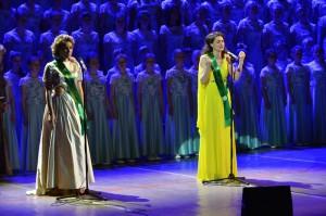 """Юбилейный концерт хора """"Кантилена"""". Фото: zelao.ru"""
