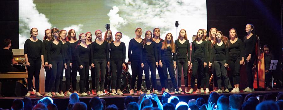 Pink Floyd на сцене Арбат Холла